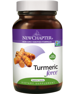 New Chapter Turmeric Force, 30 Capsules