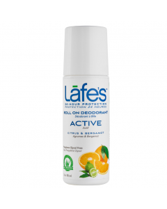 Lafe's Active Roll-On Deodorant