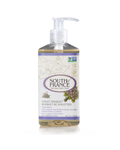 South of France Violet Bouquet Hand Wash