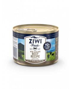 ZIWI Peak Wet Beef Cat Food
