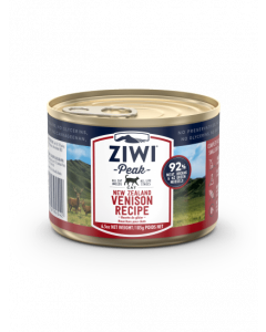 ZIWI Peak Wet Venison Cat Food