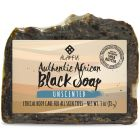Alaffia Authentic African Black Soap, Unscented, 3 oz.