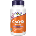 CoQ10 100 mg with Hawthorn Berry - 90 Veg Capsules
