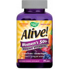 Nature's Way Alive! Women's 50+ Gummy Multi, 75 Gummies