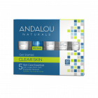 Andalou Naturals Clear Skin Get Started Kit, 5-Piece Kit