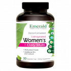 Emerald Women's 1-Daily Multi, 30 Veg Capsules