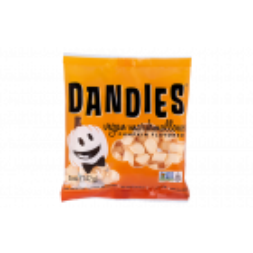 Dandies Vegan Pumpkin Marshmallows, 5 oz.