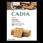 Cadia Organic Honey Graham Crackers, 14.4 oz.