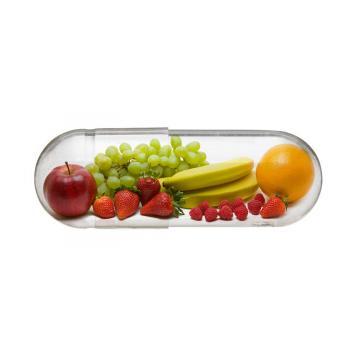 Natural Factors Stress Relax Pharma GABA, 100mg, 60 Vegetarian Capsules