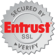Secured By Entrust, SSL (Secure Sockets Layer). Verify
