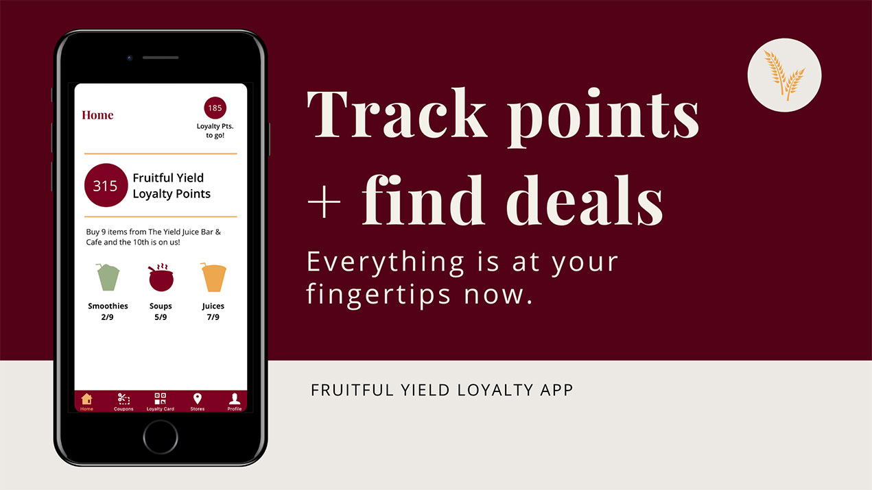 Track points and find deals.  Everything is at your fingertips now.